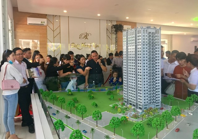 Hoàng Anh Sài Gòn Group khai trương căn hộ mẫu Dự án Paris Hoàng Kim