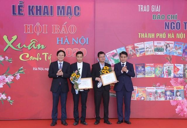 Khai mạc Hội báo Xuân Canh Tý - Hà Nội 2020 - 2