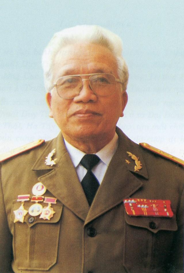 Một Kỷ Niệm Trận Mạc Của Trung Tướng Khuất Duy Tiến