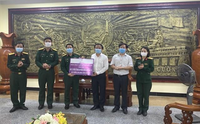 Nhân viên điện lực Thừa Thiên - Huế: Ủng hộ 1,5 ngày lương để chống dịch Covid-19
