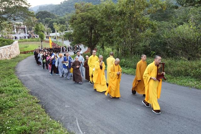 Đại lễ tưởng niệm ngày Phật Hoàng Trần Nhân Tông nhập niết bàn - 1
