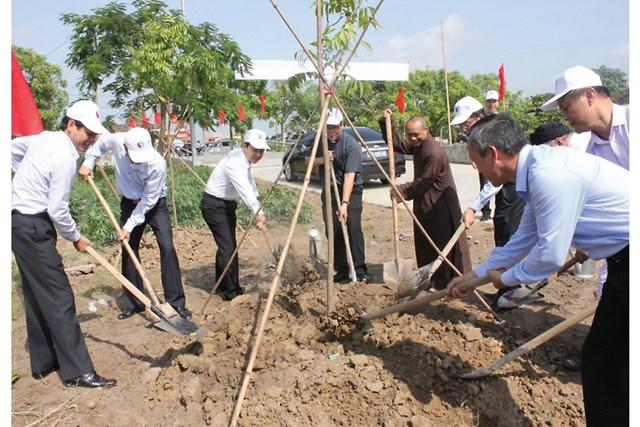 Bảo vệ môi trường, gắn kết tôn giáo