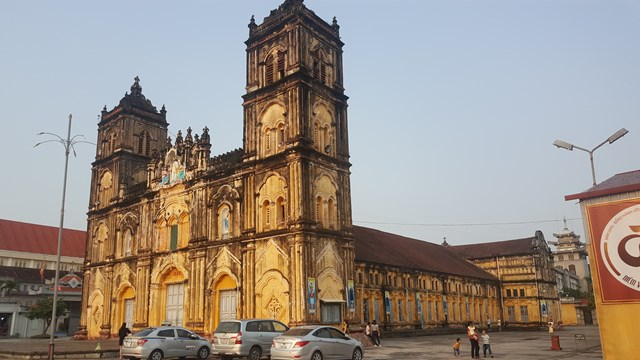 Nam Định: Chuẩn bị hạ giải, xây mới nhà thờ Bùi Chu