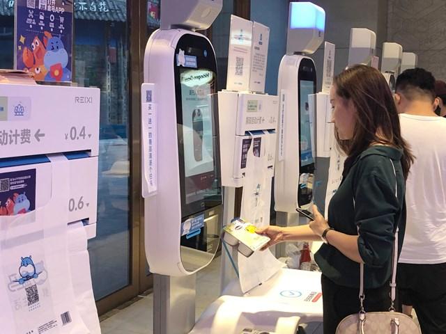 Sữa chua Vinamilk đã có mặt tại siêu thị thông minh Hema của Alibaba tại Trung Quốc - 4