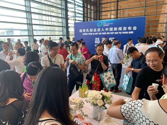 Sữa chua Vinamilk đã có mặt tại siêu thị thông minh Hema của Alibaba tại Trung Quốc - 7