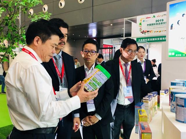Được đầu tư bài bản, Vinamilk 'ghi điểm' tại Trung Quốc - 1