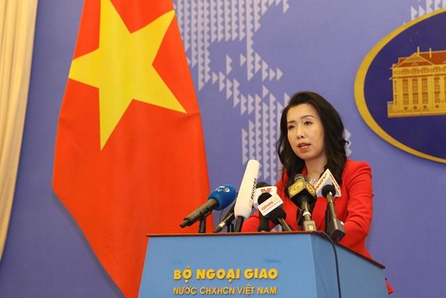 Đề nghị chính quyền Hồng Kông đảm bảo an ninh cho công dân Việt