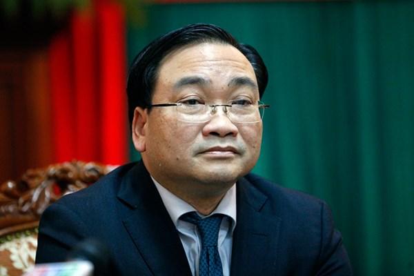 Sai phạm tại Dự án TISCO II: Đề nghị Bộ Chính trị kỷ luật ông Hoàng Trung Hải