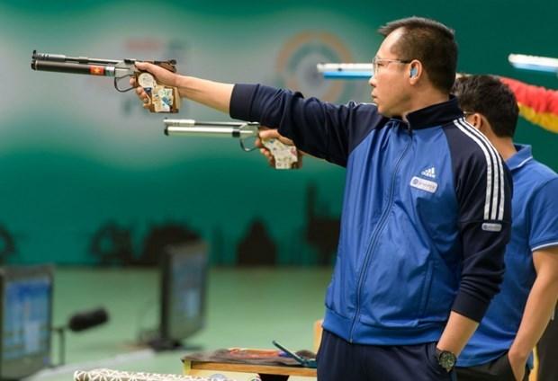 SEA Games 30: Xạ thủ Hoàng Xuân Vinh bắn trượt mục tiêu Vàng