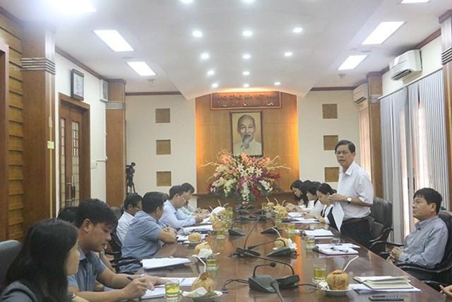 Khánh Hòa: Giao ban Mặt trận và các hội, đoàn thể quý III