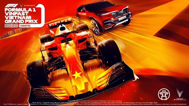 VinFast được gì khi trở thành nhà tài trợ trẻ nhất của F1? - 1