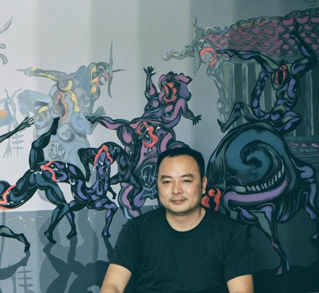 Họa sĩ Nguyễn Xuân Hoàng: Cuộc chơi khó của những tay chơi hiếm