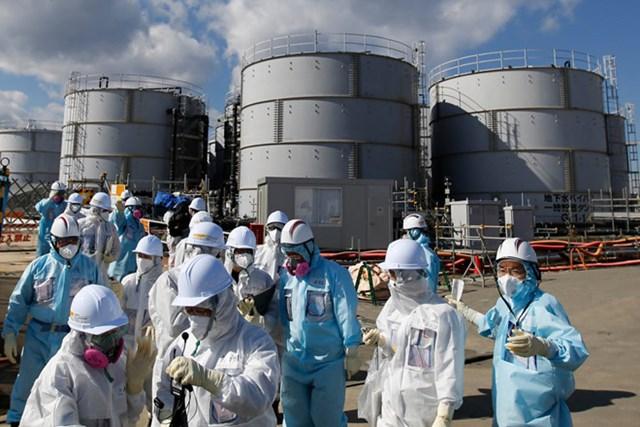 Nhật Bản: Thải nước nhiễm xạ từ nhà máy Fukushima ra biển