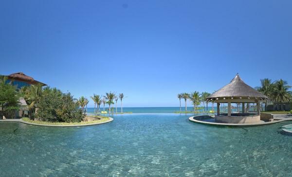 Sun Spa Resort là khu nghỉ dưỡng và biệt thự biển sang trọng nhất thế giới