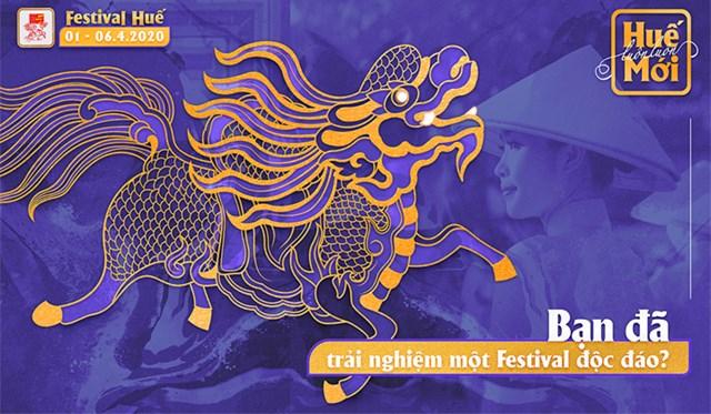 Ban Tổ chức Festival Huế 2020 chọn 4 linh vật làm hình ảnh nhận diện - 1