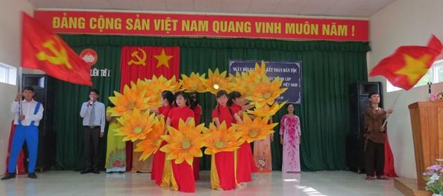 Tây Sơn, Bình Định: Ngày hội Đại đoàn kết toàn dân tộc khu dân cư thôn Mỹ An