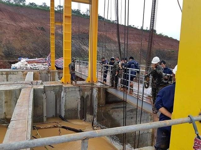 Yêu cầu kiểm tra, khắc phục sự cố công trình thủy điện Đắk Kar, Đắk Sin 1