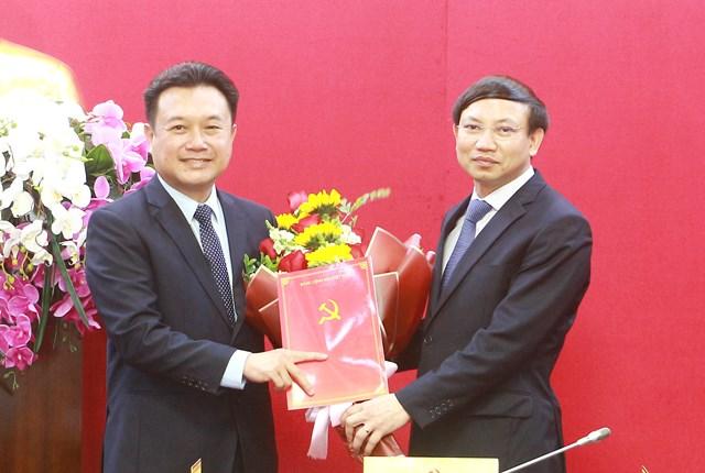 Quảng Ninh có tân Chủ nhiệm Ủy ban Kiểm tra Tỉnh ủy