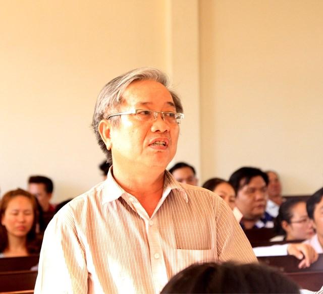 Đề nghị truy tố nguyên Giám đốc Trung tâm KTTN&MT Bạc Liêu