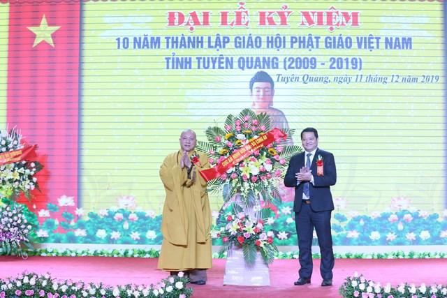 Phật giáo Tuyên Quang phát huy tinh thần đoàn kết - 4