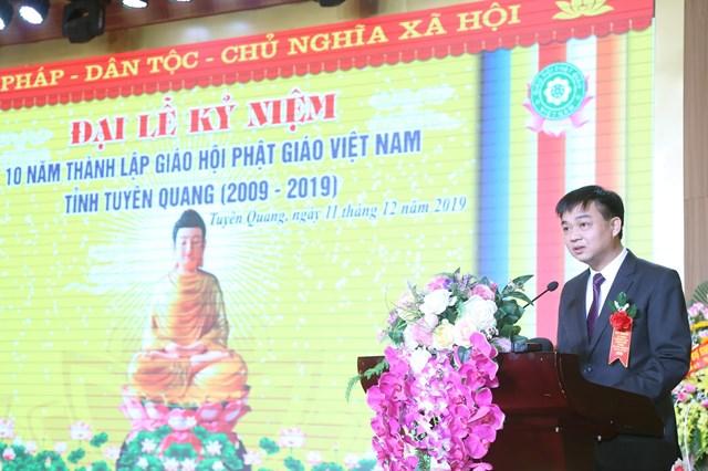 Phật giáo Tuyên Quang phát huy tinh thần đoàn kết - 2