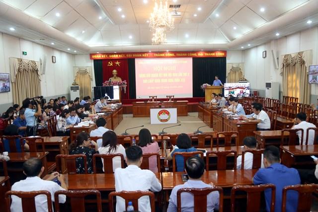 BẢN TIN MẶT TRẬN: Mặt trận Trung ương thông báo nhanh kết quả Hội nghị Trung ương 11 (khóa XII)