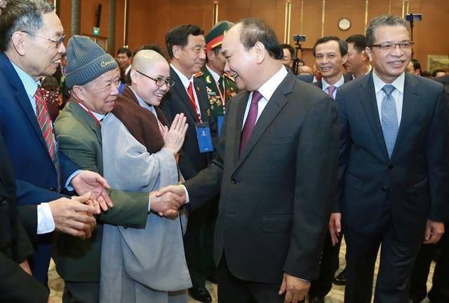 [ẢNH] Thủ tướng gặp mặt kiều bào tham dự chương trình Xuân quê hương 2020 - 2