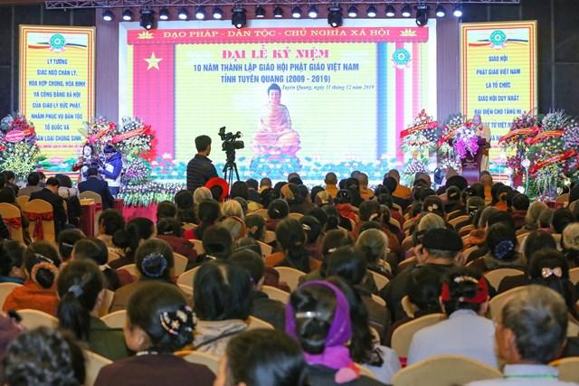 Phật giáo Tuyên Quang phát huy tinh thần đoàn kết - 5