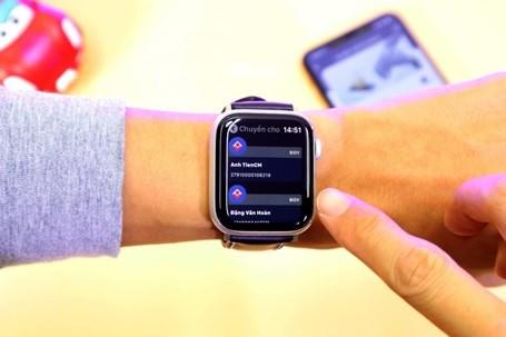 Trải nghiệm BIDV SmartBanking ngay trên đồng hồ Apple Watch - 5