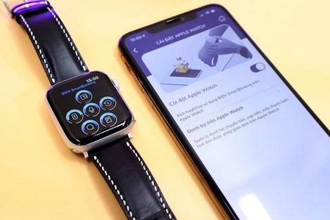 Trải nghiệm BIDV SmartBanking ngay trên đồng hồ Apple Watch - 10