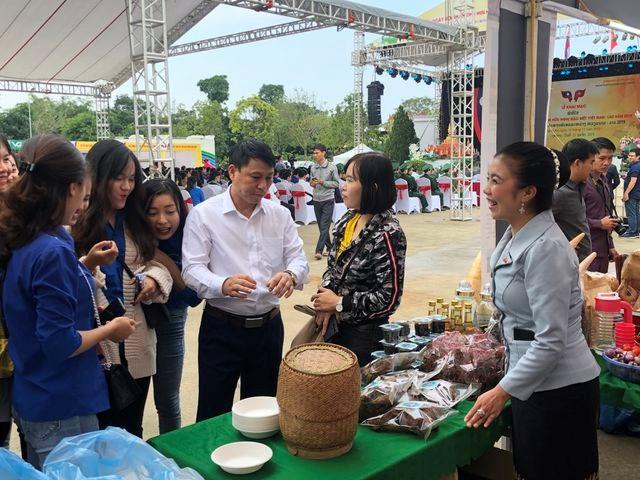 Khai mạc chương trình 'Thắm tình hữu nghị đặc biệt Việt Nam – Lào' năm 2019