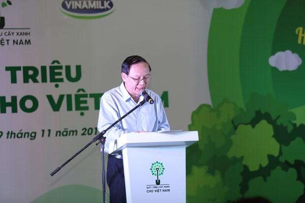 Vinamilk chung tay bảo vệ môi trường tại Bình Định thông qua Quỹ 1 triệu cây xanh cho Việt Nam - 2