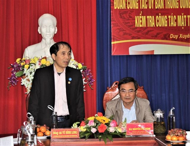 Duy Xuyên (Quảng Nam): Không ngừng xây dựng và tăng cường khối đại đoàn kết toàn dân - 1