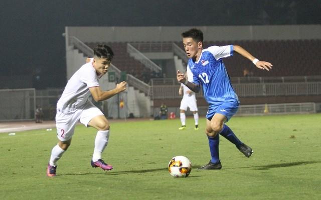 Khán đài sân Thống Nhất vắng vẻ trong ngày U19 Việt Nam thắng đậm Mông Cổ - 7