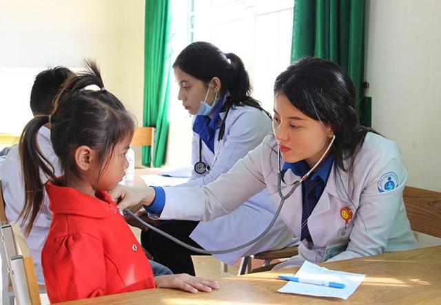 Đắk Lắk: Hơn 1.500 trẻ em được khám sàng lọc bệnh tim miễn phí