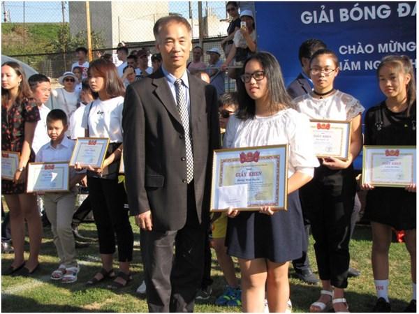 Cộng đồng người Việt tại Odessa tổ chức kỷ niệm Quốc khánh - 3