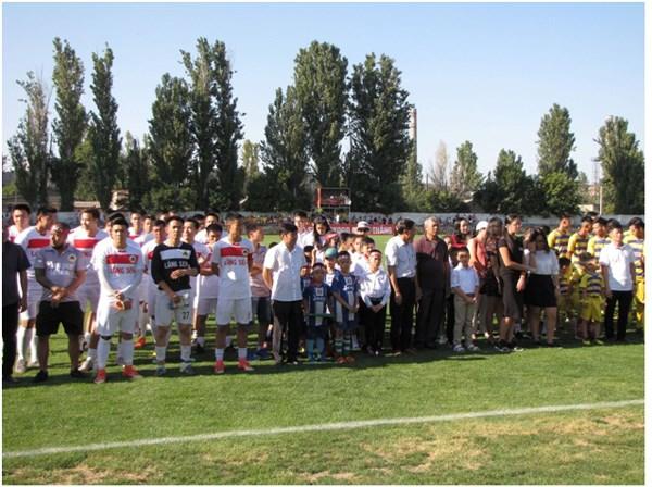 Cộng đồng người Việt tại Odessa tổ chức kỷ niệm Quốc khánh - 1