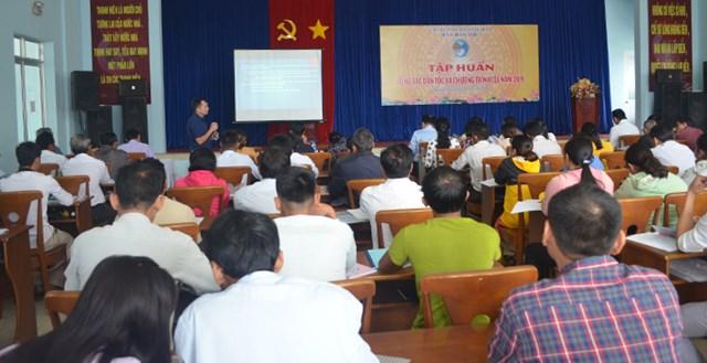 Khánh Hòa: Hội nghị công tác dân tộc và Chương trình 135