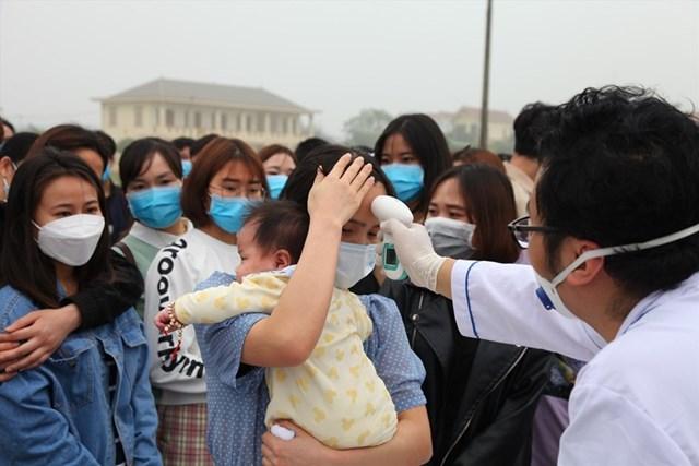 Ninh Bình: Hỗ trợ người phục vụ công tác cách ly y tế 80.000 đồng/ngày