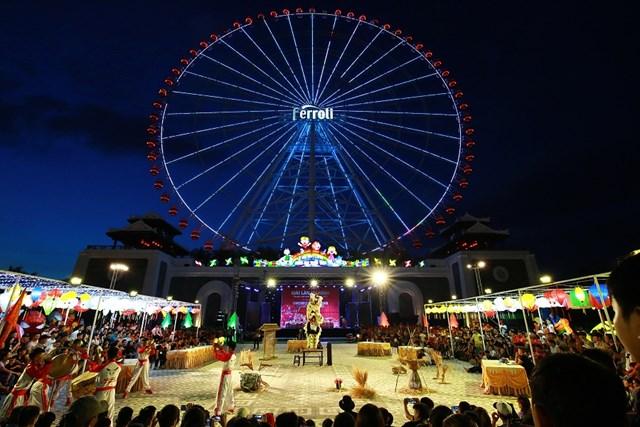 Nhiều sao ca nhạc hội tụ tại Sun World Danang Wonders dịp Lễ 2-9 - 1
