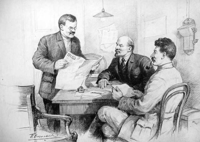 Vyacheslav Molotov (1890-1986): Cái nhìn của người trong cuộc về Lênin với Cách mạng Tháng Mười Nga