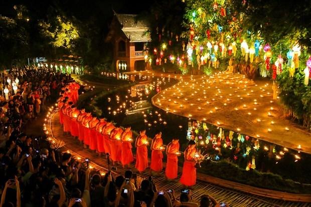 Thái Lan cấm các loại pháo và đèn trời trong dịp lễ Loy Krathong