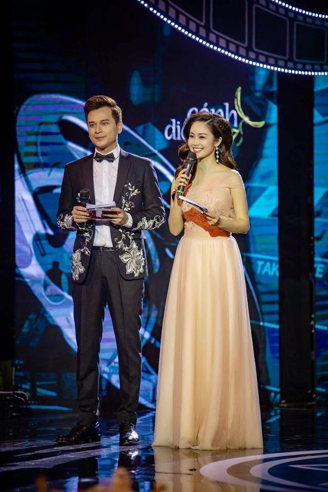 MC Thùy Linh: Mong có duyên với nghề 'diễn' - 1