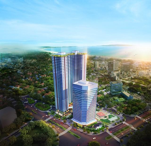 Grand Center Quy Nhon - biểu tượng mới trung tâm phố biển