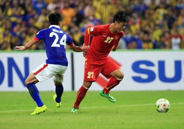 HLV Park Hang Seo triệu tập Mạc Hồng Quân lên đội tuyển Việt Nam