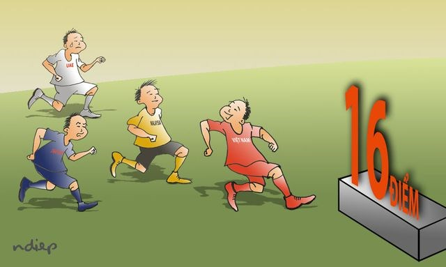 Đội tuyển Việt Nam nắm quyền tự quyết trong tay ở vòng loại World Cup 2022