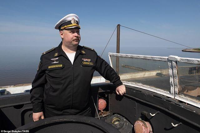 [ẢNH] Cuộc sống nhà binh bên trong tàu ngầm lớn nhất thế giới của Nga - 9