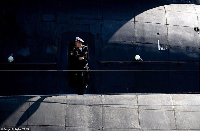 [ẢNH] Cuộc sống nhà binh bên trong tàu ngầm lớn nhất thế giới của Nga - 10