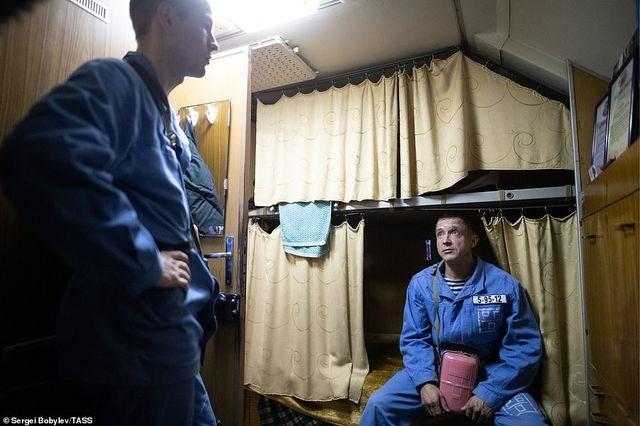 [ẢNH] Cuộc sống nhà binh bên trong tàu ngầm lớn nhất thế giới của Nga - 6