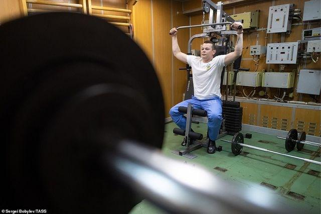[ẢNH] Cuộc sống nhà binh bên trong tàu ngầm lớn nhất thế giới của Nga - 7